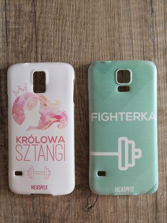 Etui CASE siłownia - Samsung Galaxy S5
