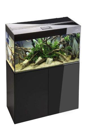 Aquael Zoo - GLOSSY Czarne 80 / 100/ 120cm
