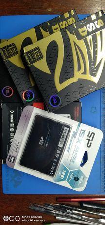 SSD накопители 120 и 240gb
