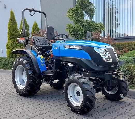 SOLIS 26 , mini traktor ciagnik , sadowniczy , ogrodniczy pod PROW