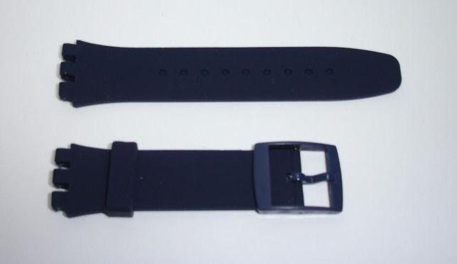 Braceletes p/Swatch de 17,18,19e 20mm-Azul -NOVAS-Oferta de portes