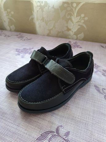 Кожаные туфли Jordan 31 размер