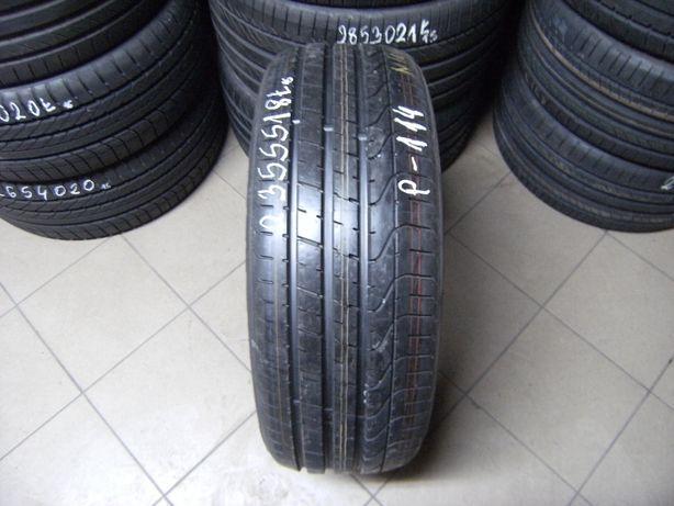 235/55/18 Pirelli P Zero pojedynka j nowa