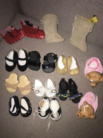 Обувь для кукол Баттат ,Готц и им подобным