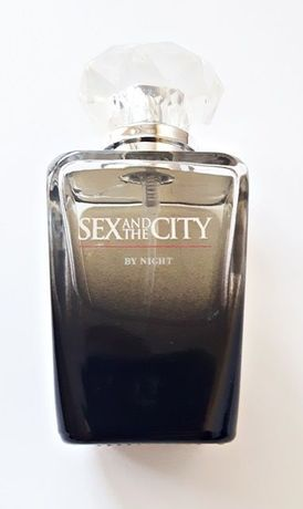 "Perfumy damskie Woda perfumowana Sex and the city ""By Night"" 60 ml"