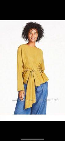 Двухстронняя блуза Uniqlo