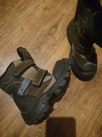 Зимние ботинки / термоботинки 28 размер