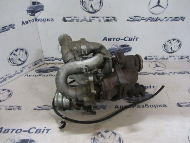 Турбина Sprinter 906 2,2 CDI OM 646, Bi-Turbo (Би-Турбо) Спринтер 06-