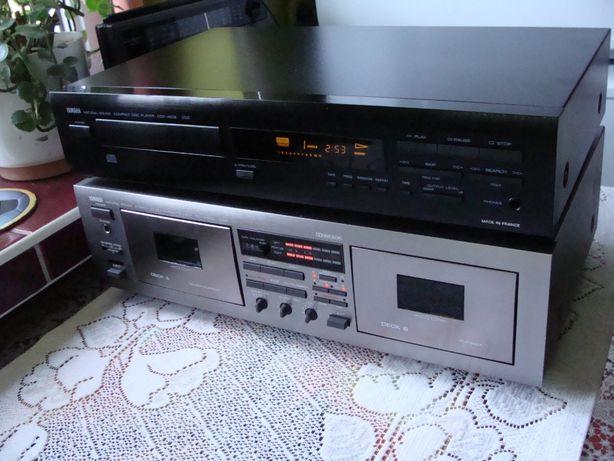Yamaha Cd,Deck magnetofon kasetowy Yamaha Super stan