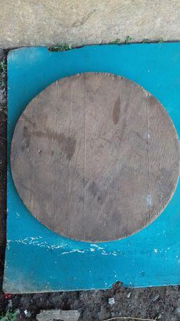 Кружок деревянный для соления.