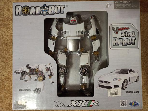 Робот-трансформер 3 В 1