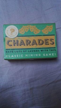 Nowa gra w folii charades z Anglii