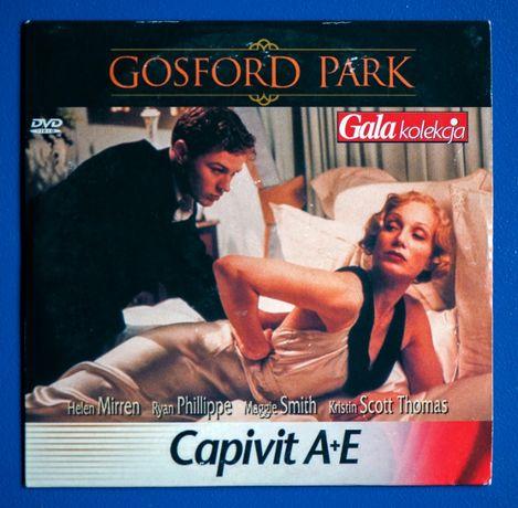 Gosford Park DVD, Napisy i Lektor PL