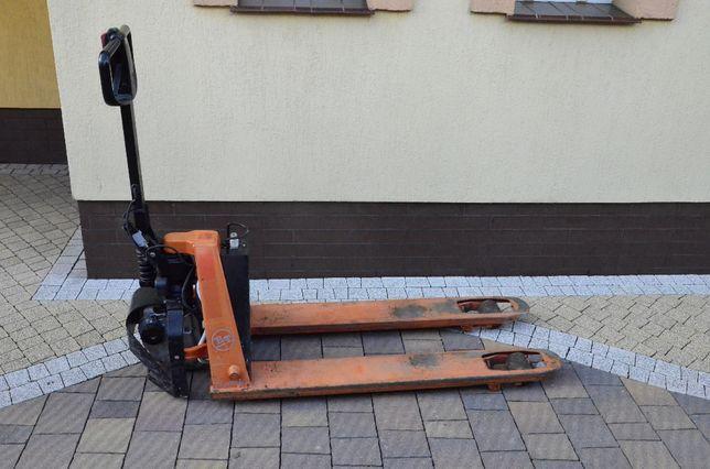 Paleciak Wózek Paletowy Elektryczny 24V BT TOYOTA