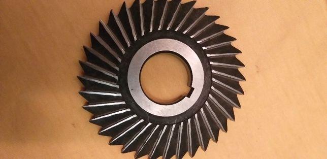 Фреза дисковая угловая радиусная фасонная по металлу СССР