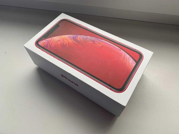 "Iphone XR 128gb ""RED"" Komplet /super dodatki/zamiana na inny?"
