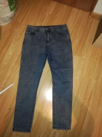 Spodnie z elastycznego jeansu