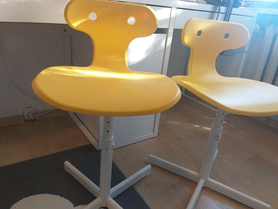 2 krzesła do biurka ikea Pruszków - image 1