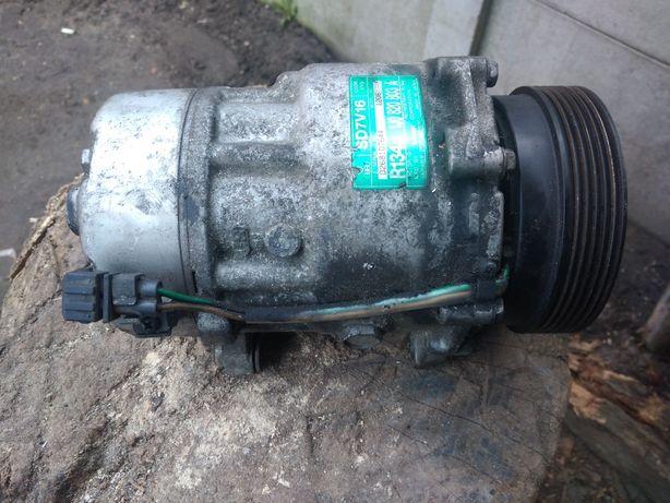 Kompresor klimatyzacji SD7V16 - GOLF IV / A3 / LEON ITP