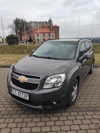 Chevrolet Orlando 2.0 ctdi