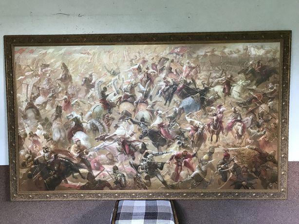 Картина Чайки «Битва під Батагом»
