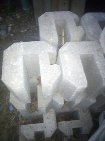 Złączki betonowe