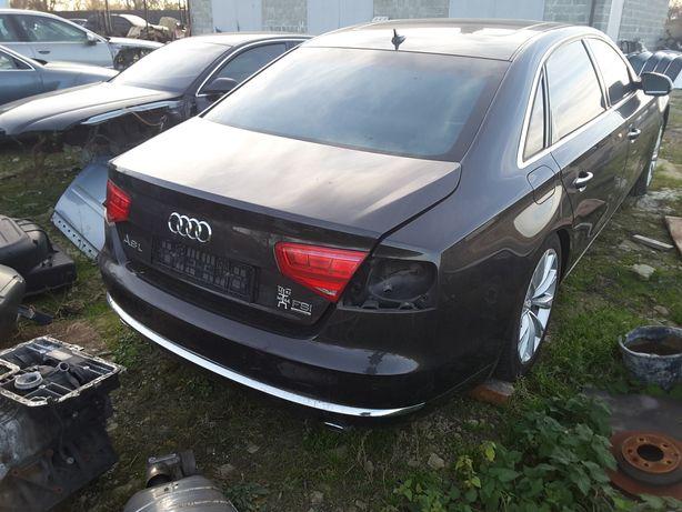 Audi A8 D4 3.0fsi 3.0tdi, 4.2tdi, 4.2fsi Long. Двигатель акпп Разборка