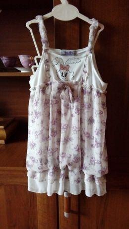Sukienka bluzeczka 122
