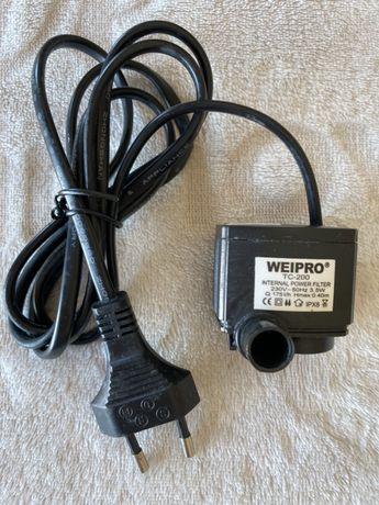 Filtro interno para aquário Weipro TC 200