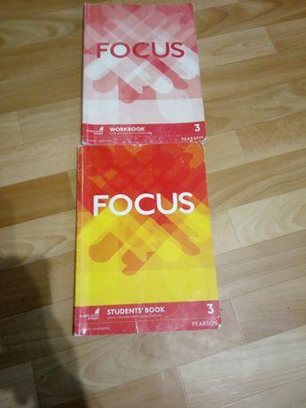 FOKUS 3,2 учебники тетради английского языка