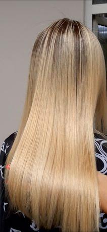 Кератин кератиновое выпрямление ботокс, холодное восстановление волос.
