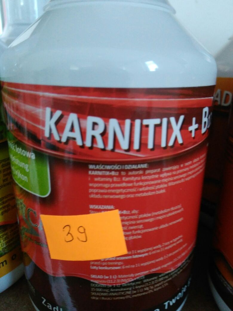 Karnitix+B12 500ml