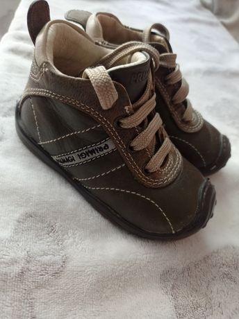 Ботинки осенние кожаные Primigi