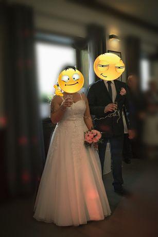 Suknia ślubna uniwersalna