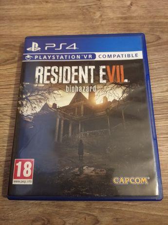 Gra PlayStation 4 RESIDENT EVIL VII 7 Biohazard PL PS4