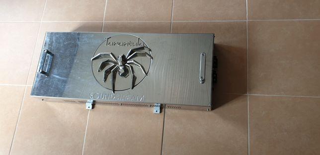 Amplificador Mono / Stereo SOUNDSTREAM TARANTULA p/Som Carro Jipe Etc