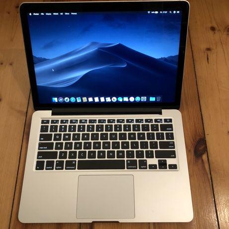 Macbook Pro 13 Retina - i5 / 8GB RAM / 128GB SSD / bateria 512 cykli