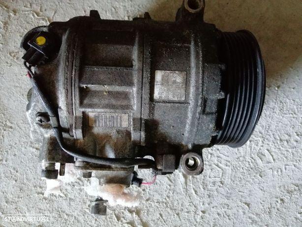 Compressor ar condicionado Mercedes classe C É W203 W210