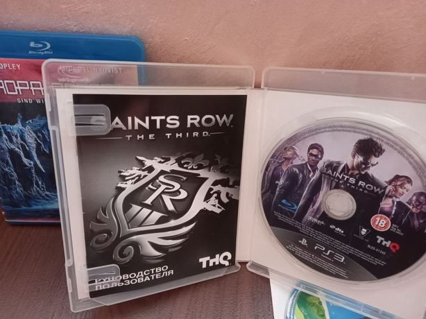 Диски для Sony PS 3