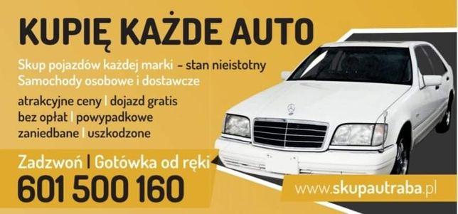 Skup AUT Samochodów! Osobowe Terenowe Dostawcze Gotówka Dębica okolice