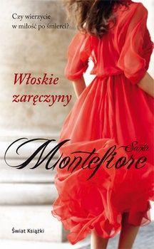"""Zamienię lub sprzedam książkę """"Włoskie zaręczyny"""" Santa Montefiore"""