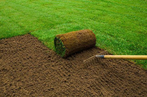 Zagospodarowanie terenu/trawniki/kostka brukowa/ogród