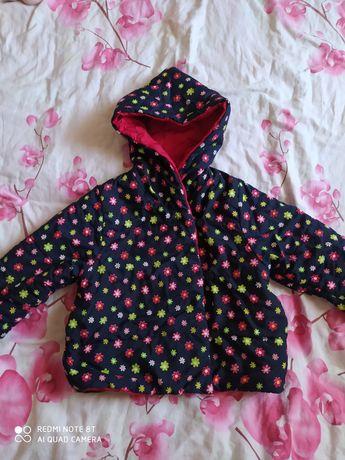 Куртка для девочки демисезонная, весна осень