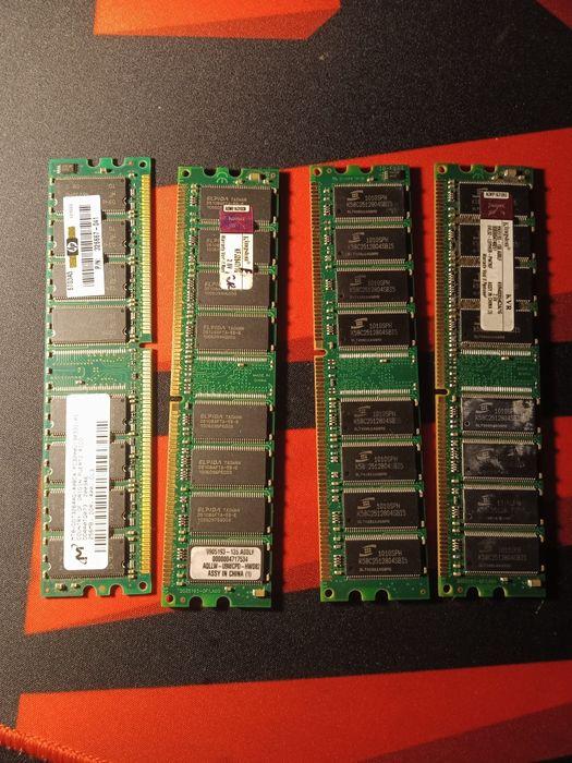 Pamięć ram DDR1  4x2 Sochaczew - image 1