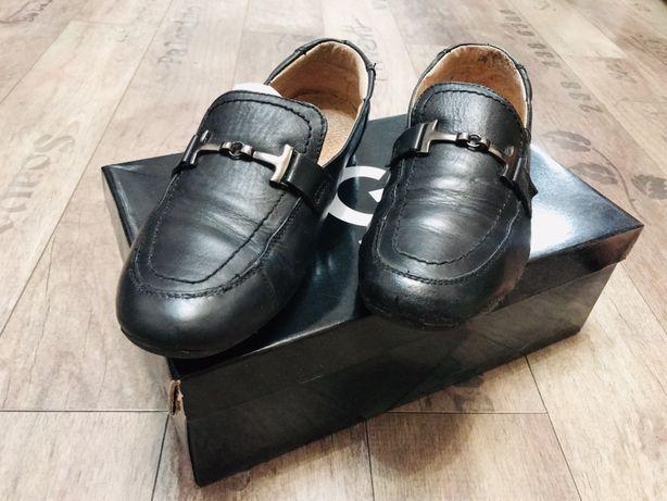 Туфли школьные 37 размер(23,8см)