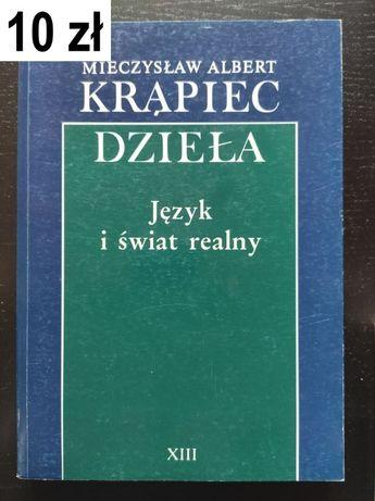 Krąpiec, M. A., Język i świat realny