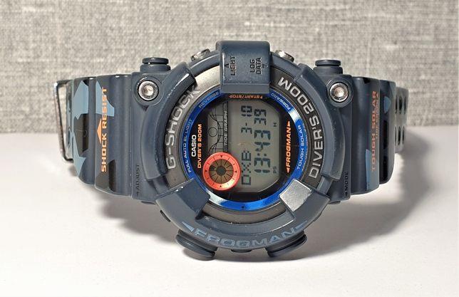 Мужские часы Casio G-Shock Frogman GF8250CM Divers 200m
