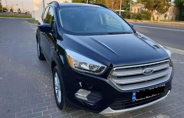 Ford Fusion 2017 2.5 (Под ГБО)