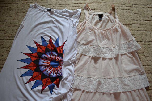 Брендовые хлопковые сарафан платья H&M в хорошем состоянии по 100 грн