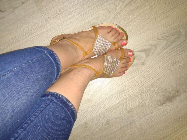 Sandałki Sergio Todzi 38
